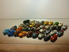 WIKING LOT of 35x VW VOLKSWAGEN BEETLE + T2 + PORSCHE - 1:87 - GOOD CONDITION