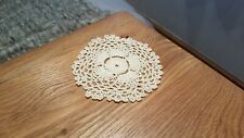 VINTAGE LACE -  Coasters Brand New In Sealed Pack ... Pack Of 4 Large