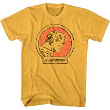 Flash Gordon Vintage Comic Men's T Shirt Space Opera Hero Mongo Rocket Man