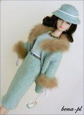 bena-pl Clothes fits Ashton Drake Gene 15,5 Fashion Royalty Gene 16 OOAK  outfit