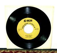 """Sandy Posey – Single Girl / Born A Woman, Rock 1966 7"""" 45rpm - Single, VG+"""