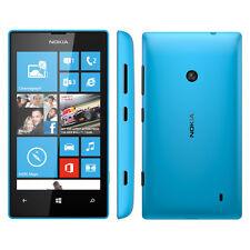 Nokia Lumia 520 - 8GB - Cyan (Unlocked) Smartphone Very Good Condition