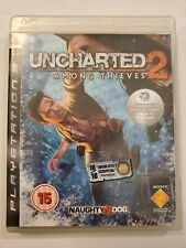 Uncharted 2: Among Thieves (PlayStation 3, PS3) Brand New