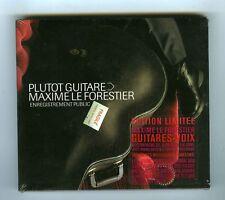 2 CDs (NEUF) MAXIME LE FORESTIER J.F.LALANNE PLUTOT GUITARE (EDITION LIMITEE)