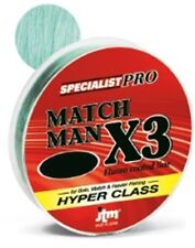 MONOFILO DAIWA Jtm X3 Match Man 300mt 0,18mm Speciale Roubasienne Inglese