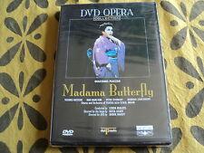 "DVD NEUF ""MADAMA BUTTERFLY - Keita ASARI / Derek BAILEY"" Opera DEL PRADO"