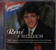 Rene Froger-Hollands Glorie cd album