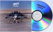 JAMAICA Ventura 2014 UK numbered 12-track promo CD