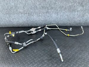 MERCEDES X166/ W166 GL550 ML550 GL63  W/ TRANSMISSION COOLER LINE HOSE SET OEM