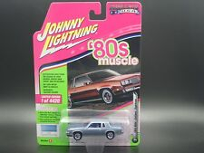 JOHNNY LIGHTNING 1983 OLDS CUTLASS HURST MUSCLE CARS USA  2018 VS. B RELEASE 3