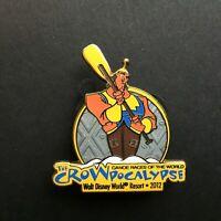 WDW The CROWpocalypse Canoe Races - Kronk Emperor's New Groove Disney Pin 93725
