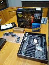 MSI Big Bang-XPower II X79 XL ATX Motherboard w/ 3930K CPU
