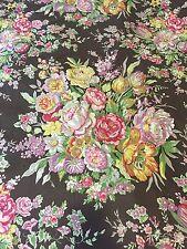 Chintz ~ Ralph Lauren Garden Gate King Duvet Cover &  Ruffled Shams ~ PRETTY