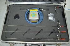 Machida Small Diameter Modular Borescope Kit w/ 4 Borescopes ++