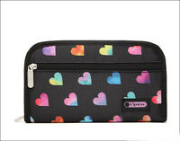 Brand New Lesportsac Le sportsac Wallet organizer Japan Appendix FREE SHIPPING