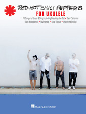 """Red Hot Chili Peppers For Ukulele""-Music Book-Brand New On Sale Songbook Uke!"