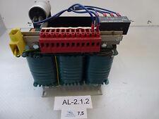 Ismet DG YNY 603/127/0j Trasformatore PR 380v 0,384v sec. 24v 16a