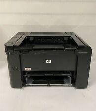 HP LaserJet Pro P1606dn   Monochrome Laser 26 ppm 1200 dpi USB Printer Tested