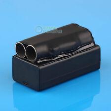 1 x Double Shooting Flash Gun Electronic Dual-Pipe Magic For Magician