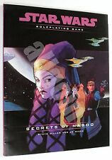 Star Wars d20 ROLEPLAYING GAME SECRETS OF NABOO 2001 Wizards