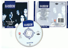 CD Rainbow The Collection Best of SI 904542 Made i Germany Ritchie Blackmore Dio