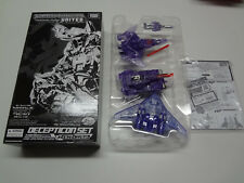 Transformers United Decepticon Set E-Hobby Shop Limited Takara Tomy Japan NEW