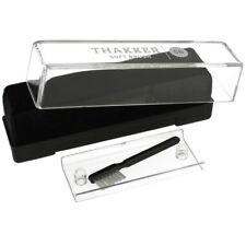 Thakker Soft Brush Antistatik Schallplattenbürste Samtpolster inkl. Nadelbürste