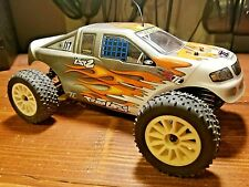 Pro-Pulse B100 1:18 4WD RC buggy Team Losi truck body w/ extras aluminum shocks