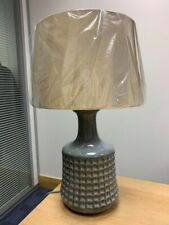House of Fraser Ana Cermaic Retro Table Lamp with Shade