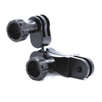 360° Rotating Tripod Mount Adapter Arm Connector for Gopro Hero 5 4 3 Camera