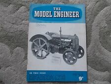 THE  MODEL ENGINEER Vol.108.No.2702 MAR 5,1953. TALKING ABOUT STEAM