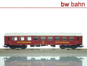 Sachsenmodelle H0 14365 Reko Speisewagen WRg  rot DR Ep 3
