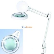 NEW 22W Dental Lab Magnifying Loupe lamp Magnifier Equipment CE