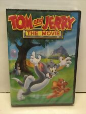 TOM AND JERRY - THE MOVIE DVD 2009 / New And Sealed / Free Shipping