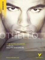 York notes.: Othello, William Shakespeare: notes by William Shakespeare