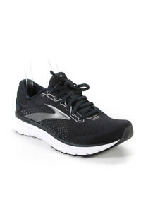 Brooks Womens Glycerin 18 Running Sneakers Black Size 7 Wide