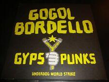 GOGOL BORDELLO - Gypsy Punks (Underdog World Strike) VINYL Original SD1271-1