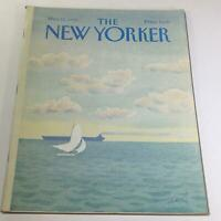 The New Yorker: May 13 1985 Full Magazine/Theme Cover Charles E. Martin