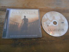 CD OST Hans Zimmer/Lisa Gerrard - Ridley Scott : Gladiator (17 Song) DECCA jc