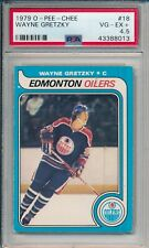 Wayne Gretzky 1979 O-Pee-Chee Rookie PSA 4.5 RC OPC Better than PSA 5 - Centered