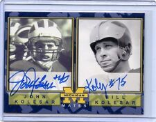 TK LEGACY MICHIGAN AUTO JOHN & BILL KOLESAR 121/150