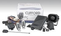 Clifford IntelliGuard 770 1 Way Car Alarm Security System With Keyless Entry G5