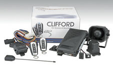 Clifford IntelliGuard 770 1 Way Car Alarm Security System With Keyless Entry G5