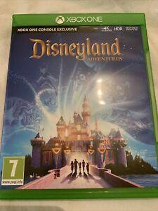 Disneyland adventures xbox one game Disney