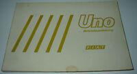 Betriebsanleitung Handbuch Fiat Uno Stand Mai 1984 Bedienungsanleitung!