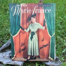 Votre Amie Marie France  N°175 - 1 Avril 1948 - Ancien Magazine Français