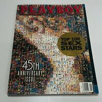 Playboy Magazine Collector's Edition January 1999 45th Anniversary Issue