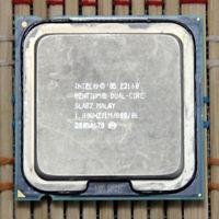 Intel Pentium CPU desktop CPUSLA8Z 1.8GHZ 800MHZ 1MB Dual Core LGA775 #070
