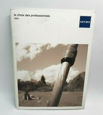 "Gitzo Catalog 2003 "" The Professional Choice ""Tripod and Accessories Range—M3"
