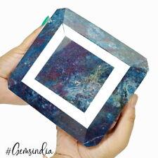 IGL&I Certified Large 3 Kilo Natural Untreated Ruby-Kyanite Museum Grade Gem $$